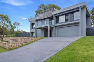 Blaxland green home builder
