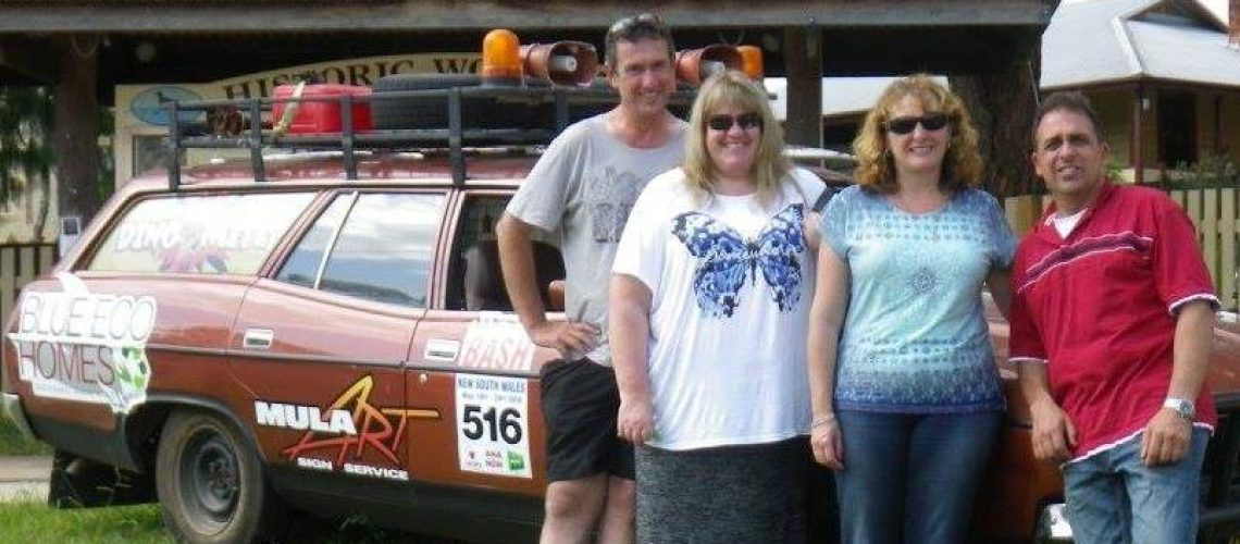 Car 516 team